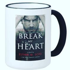 My Heart Is Breaking, Time Travel, Mugs, Tumblers, Mug, Cups