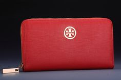 Tory Burch Saffiano Continental Wallet Red Tory Burch Boots, Tory Burch Sandals, Tory Burch Bag, Tory Burch Outlet, Bags 2015, Black Friday Deals, Continental Wallet, Zip Around Wallet, Purses
