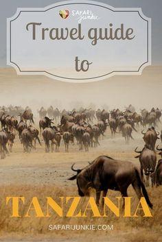 travel guide to tanzania