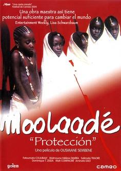 Moolaadé (protección) [Vídeo] / una película de Ousmane Sembene. - Madrid : Cameo, 2005