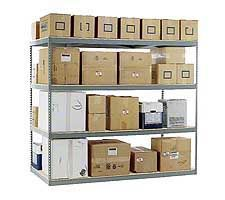 Tutorial Guide to Boltless Shelving -   by SJF Material Handling Inc.
