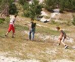 Nummerrace - kampspellen; spellen voor groepen, schoolklassen en kamp.