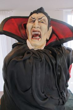 Dracula! (cake) | Flickr - Photo Sharing!