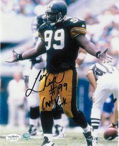 Levon Kirkland - Pittsburgh Steelers