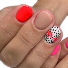 Neutral Gel Nails, Gel Shellac Nails, Bright Nails, Gel Nail Art, Nail Manicure, Stiletto Nails, Girls Nail Designs, Magic Nails, Dipped Nails
