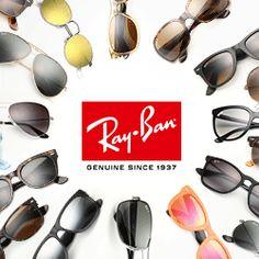 Ray-Ban square Banner SE