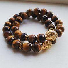 Made by me Beaded Bracelets, Men, Jewelry, Fashion, Jewellery Making, Moda, Pearl Bracelets, Jewerly, Fasion