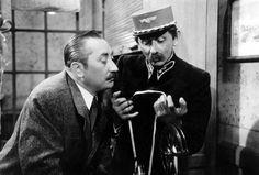 Výborná česká komedie režiséra Jana Svitáka, natočená v roce 1941 s Vlastou Burianem, který si zahrál falešného přednostu nádraží Ťopku a Jaroslav Marvan v roli generálního inspektora drah Kokrhela v Přednostovi stanice