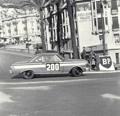 Ford Falcon (Rallye Monte-Carlo, 1964)