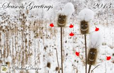 Happy Holidays from Wicked Design. Enjoy this playful graphic design in the spirit of the season.