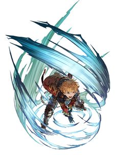 View an image titled 'Feather SR, Battle Art' in our Granblue Fantasy art gallery featuring official character designs, concept art, and promo pictures. Fantasy Character Design, Character Concept, Character Art, Concept Art, Drawing Reference Poses, Drawing Poses, Fantasy Kunst, Anime Fantasy, Poses References