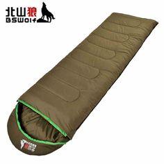 49.90$  Buy here - http://alisyv.shopchina.info/go.php?t=32647049826 - Spring Hooded  sleeping bag  Outdoor camping accessories     Thermal Camping Sleeping Bag Winter Sleeping  Bag  #buyininternet