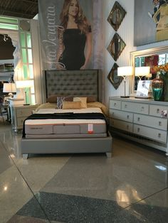 Inspirational sofia Vergara Paris Gray 5 Pc Queen Bedroom