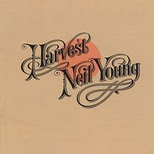 """Neil Young, """"Harvest"""""""