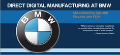 Direct Digital Manufacturing at BMW