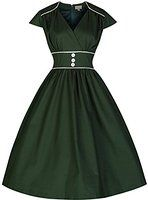 Lindy Bop 'Polly' Carefree and Cute Vintage 50's Retro Style Swing Dress