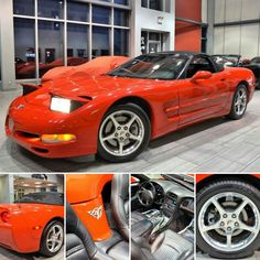 Just look at this 2003 #Chevrolet #Corvette (C5) #Convertible - Only 68.294 km! Rare luxury sports #vehicles on http://crsautomotive.com/vehicle-sales/ !