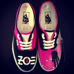 Zoé Vans shoes ♥♥♥