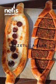 Kıymalı Pide – Nefis Yemek Tarifleri – … – Vegan yemek tarifleri – Las recetas más prácticas y fáciles Breakfast Toast, Breakfast Recipes, Easy Eat, Turkish Recipes, Evening Meals, Homemade Muesli, Unique Recipes, Desert Recipes, Nutritious Meals