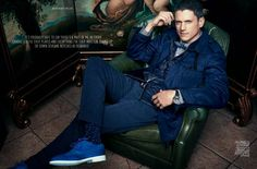Wentworth Miller para August Man Malaysia Septiembre 2014