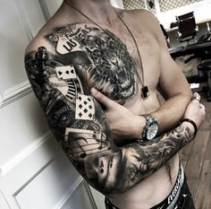 Tattoos ★ ★ ★ (@TheDailyTattoos) | Twitter Notre site: http://www.montatoueur.fr/