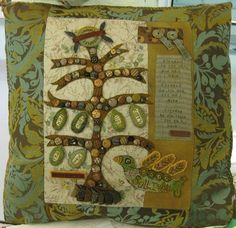 Sue Spargo: Our 4 Workt by Hand projects