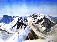 """""""C'est à la Verte que l'on devient alpiniste"""" (G. Rébuffat)"""
