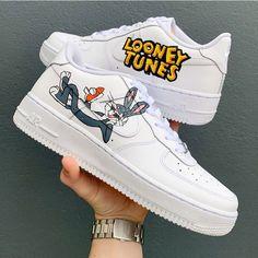 Custom Sneaker by ot_customs Cute Sneakers, Sneakers Mode, Sneakers Fashion, Fashion Outfits, Fashion Advice, Fashion Fashion, Runway Fashion, Fashion Trends, Custom Painted Shoes