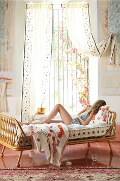 Shop the Pari Rattan Daybed and more Anthropologie at Anthropologie today. Read customer reviews, discover product details and more.