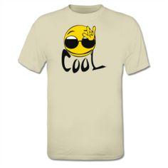 Cool Smiley Tee shirt