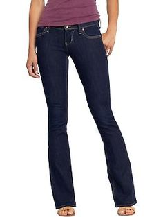 A pair of jeans to wear with flats simple dark wash jeans