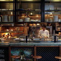 Best New Steak Houses: M. Wells Steakhouse, Long Island City, NY