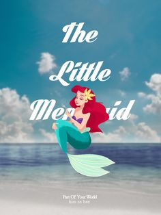 The little mermaid.인어공주.