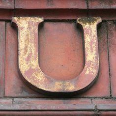 letter U by Leo Reynolds, via Flickr