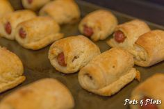 Gluten Free Kolaches (or Pigs in a Blanket)