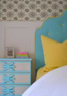 Maddie G Designs Daughter Bedroom