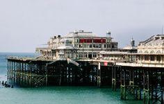 Brighton west pier - the way it was  in 1927