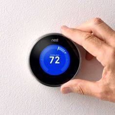 Nest Learning Thermostat 2.0 - http://fancy.com/things/200357341755875103/Nest-Learning-Thermostat-2.0?utm=CoolPile  via CoolPile.com    #gadgets  #CoolPile