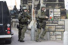 RCMP ERT Ottawa shooting