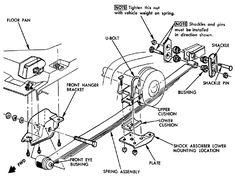 ford f150 engine diagram 1989 | Repair Guides | Vacuum ...