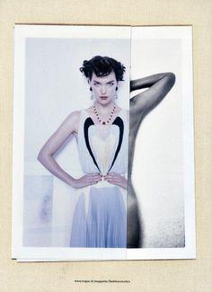 Arizona Muse: Vogue Italia, March '12