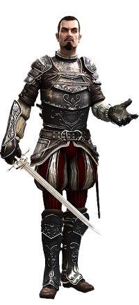 Assassin's Creed Brotherhood. The Captain.