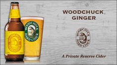 Woodchuck Private Reserve Ginger official press release!
