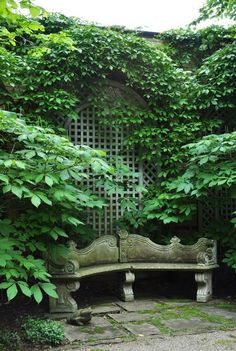 Take a Seat! 10 Great Garden Benches