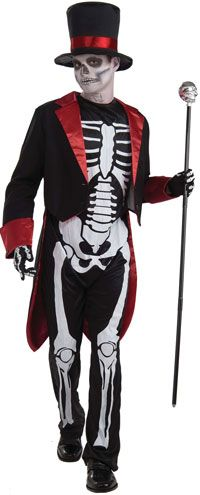 Boys Mr. Bone Jangles Costume - Kids Halloween Costumes http://www.dubaichronicle.com/2012/10/16/tips-spooky-halloween-party/#