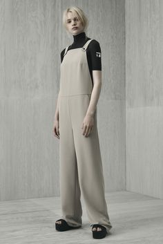 T by Alexander Wang, Look #15