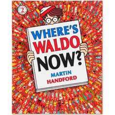 Hidden among thousands of people. Where's Wally now?The search for Wally goes on! Wally-Watchers, get ready to dive into the past - and maybe the future - on your search. Quentin Blake, Wo Ist Waldo, Ou Est Charlie, Charlie Mackesy, New Books, Good Books, Amazing Books, Science Fiction, 1990s