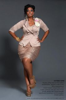 Andrea's Blog: More Plus Size Fashion