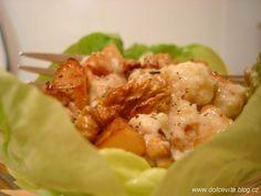 waldorf salát