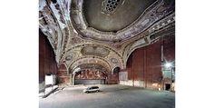 Michigan Theatre  Captured: The Ruins of Detroit